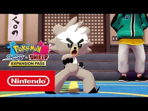 Pokémon Sword & Pokémon Shield - Towers of Two Fists (Nintendo Switch)