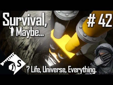 Survival, Maybe... #42 Answer to the ultimate question... (Survival with tips & tricks thrown in)