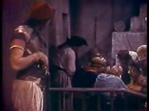 Long John Silver THE NECKLACE - Robert Newton