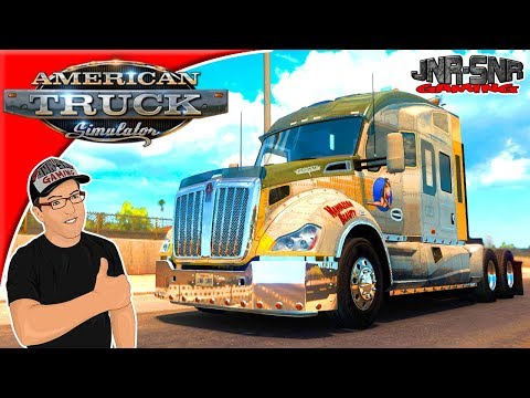 American Truck Simulator Mods Tom Dooley's Enhanced Kenworth T680 880 Mod Review