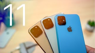 2019 iPhone 11: New Features & Design!
