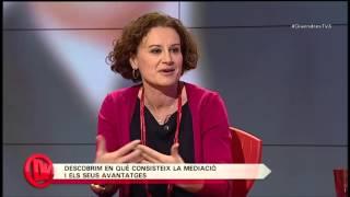 TV3 - Divendres - Dia Europeu de la Mediació