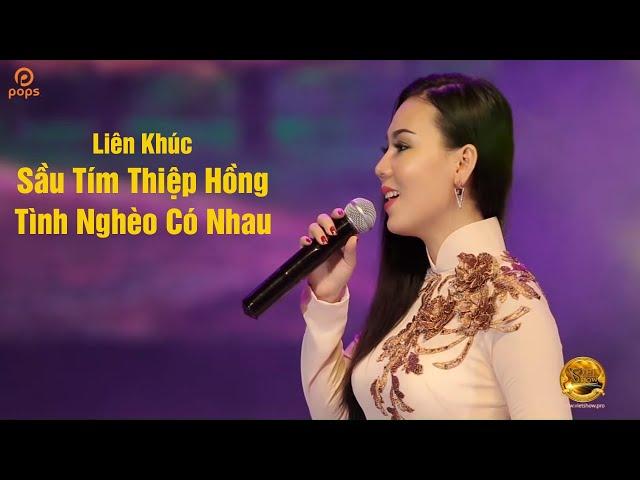 Lin Khúc Tnh Ngho Có Nhau - Su Tím Thip Hng