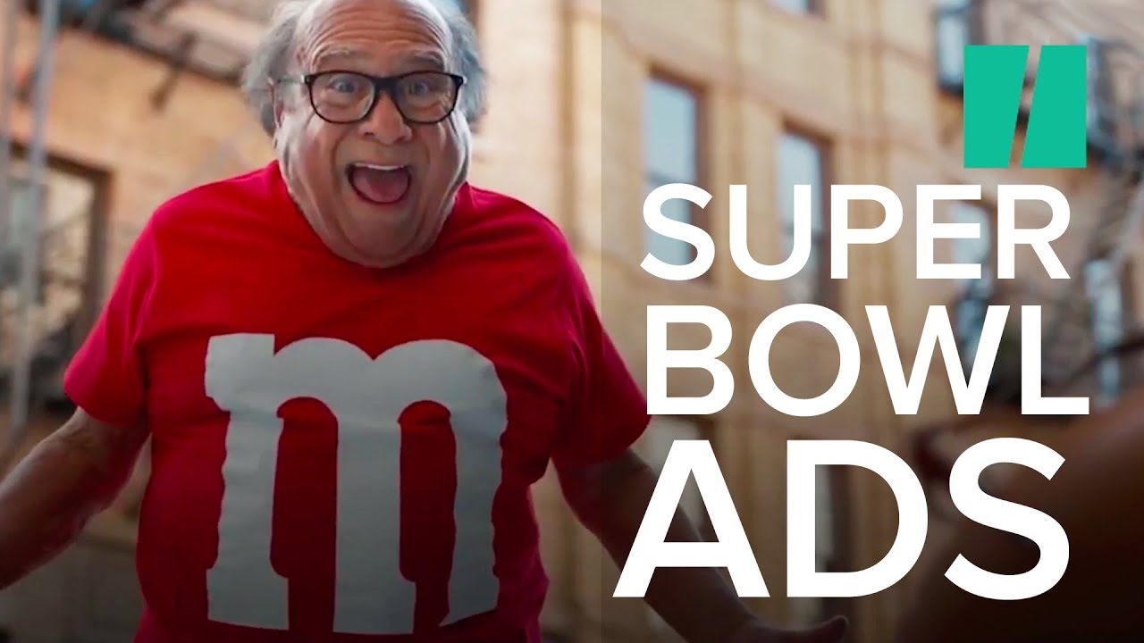how to watch us american super bowl commercials in canada