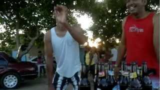 Jailton e Ney Leão fazendo a festa em Biritinga