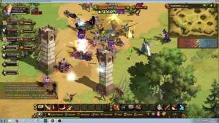 [Record of Lodoss War Online] GvG