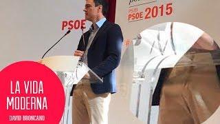 Hot Hot Pedro Sánchez, el presidente pollón #LaVidaModerna