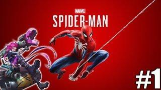 Spider-Man   Capítulo 1: Capturando al pez gordo
