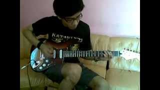 Guitar Cover:Master of Puppets,Metallica:BY:Zaky Zumala