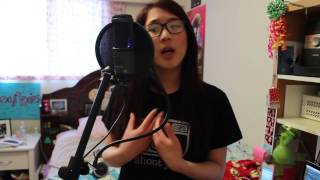 hollyhoness - Just Give Me A Reason MV (ACOUSTIC COVER) P!nk Pink Nate Ruess