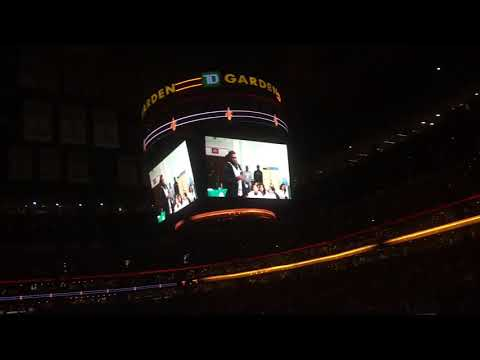 Jae Crowder receives ovation from Boston Celtics crowd