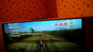 mx vs atv unleashed game play with racing freestyle and freeride