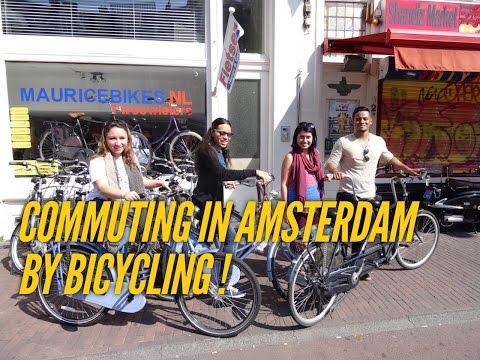 Amsterdam cycling | Travel Diary