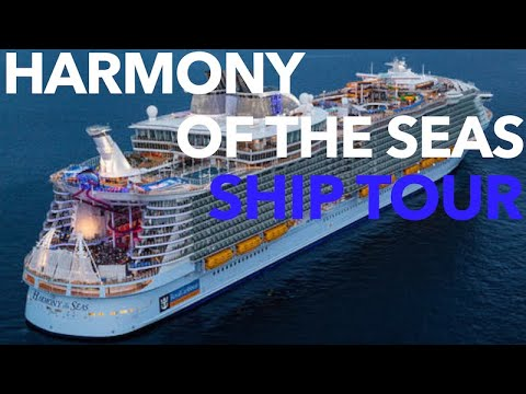 Harmony of the Seas - Full Tour - (Updated 2019) Royal Caribbean Cruise Lines
