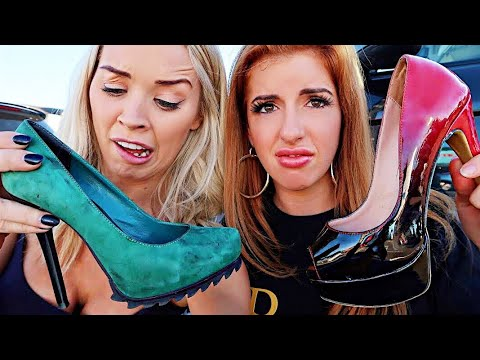 WE WORE HEELS FOR 24 HOURS!!