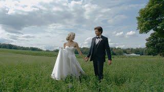 Elegant Wedding // Gull Lake Country Club // Sam + Nathan