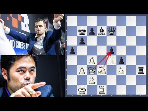 The Showdown – part 2! | Hikaru Nakamura vs Magnus Carlsen