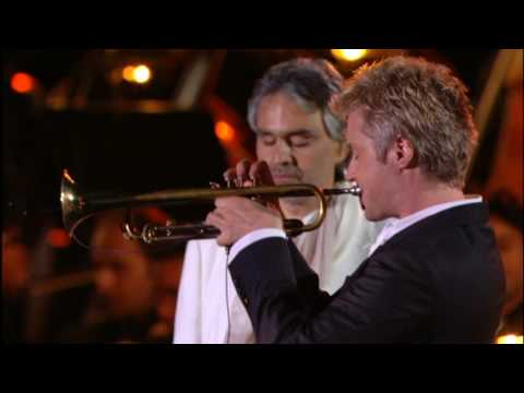 Andrea Bocelli & Chris Botti – Italia