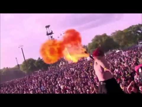 Killing Joke - Wardance live Hellfest 2015