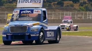 Nascar x Puebla: Tractos Freightliner