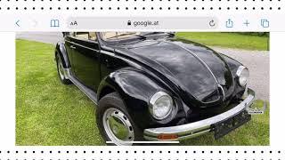 FALCO - Coming Home (Jeanny Part II) Käfer zu kaufen 😎✌️ | heute.at | 01.06.2021