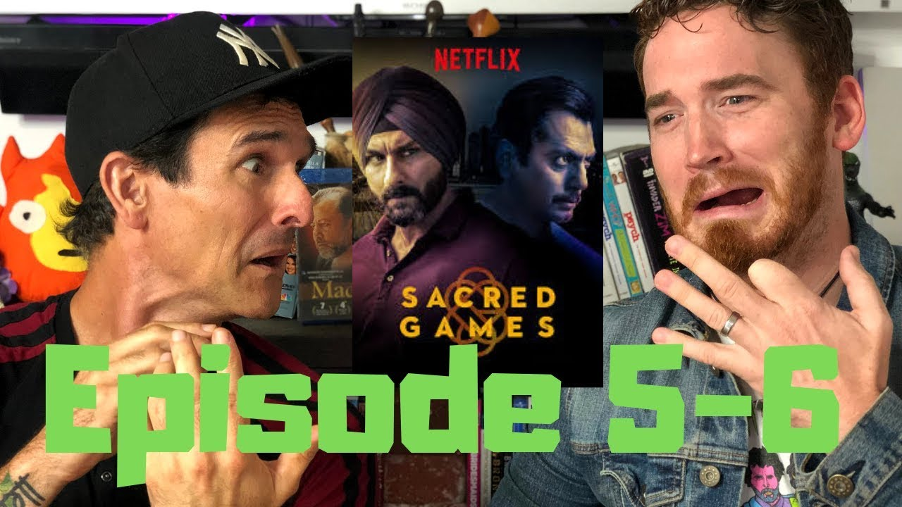 Sacred Games Episode 5 8 Discussion Review