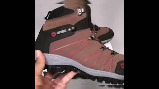 Sepatu Hiking - Sepatu Gunung - Sepatu Trekking - Sepatu Outdoor - OMBO TRIBAR MID ORIGINAL - Local Pride New Arrival
