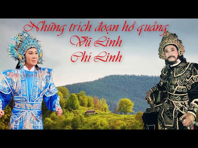 NSUT VŨ LINH - Trích đoạn cùng Nghệ sỹ Chí Linh