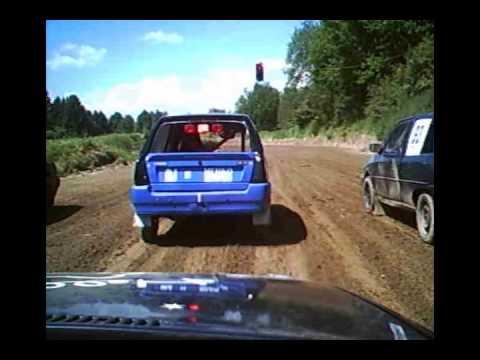 Autocross Einsteigerklasse Crombach