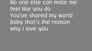 Why I Love You - B2K (with lyrics!)