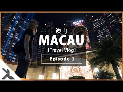 COTAI, MACAU   Travel Vlog   Ep 1 - Preparing for Global Gaming Expo Asia (G2E Asia)