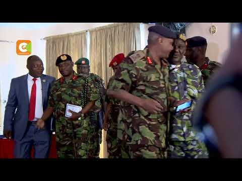 KDF intensifies recruitment across the country