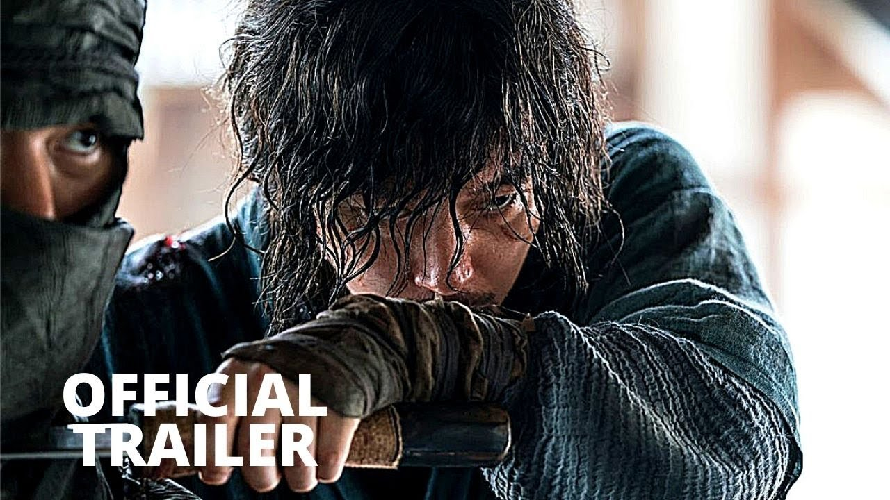 Download THE SWORDSMAN Official Trailer (2021) Action, Kung Fu Movie HD