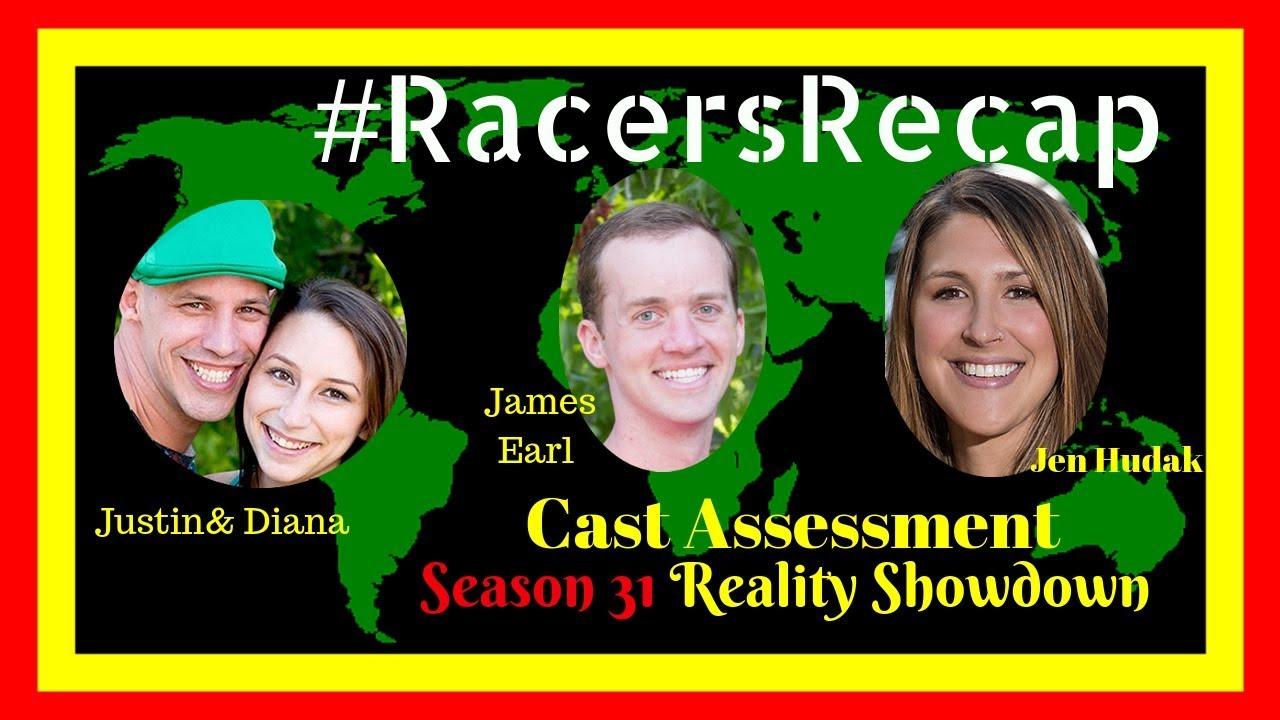 Amazing Race Season 31 Cast Assessment #RacersRecap