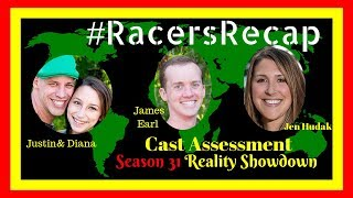 Amazing Race Season 31 Cast Assessment #RacersRecap