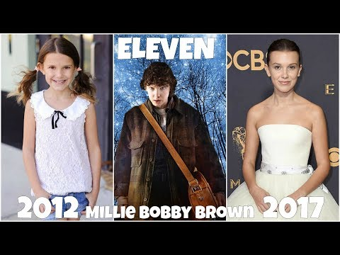 Stranger Things actors, Before and After they were Famous
