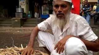 Haji Sab Desi Murgi...Chicken Seller Bandra Bazar Road