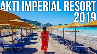 Hi! Today is the new *UPDATED* 2019 tour of Akti Imperial Resort and Spa in Ialyssos, Rhodes, Greece. We flew from Cardiff Airport, Wales to Rhodes, Greece ...