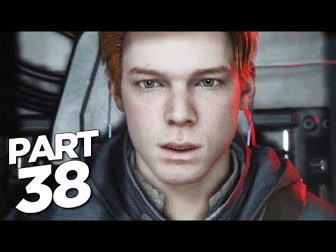 INDIGO LIGHTSABER in STAR WARS JEDI FALLEN ORDER Walkthrough Gameplay Part 38 (FULL GAME)