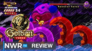 Golden Force (Switch) Review - Not All That Glitters Is Gold (Video Game Video Review)