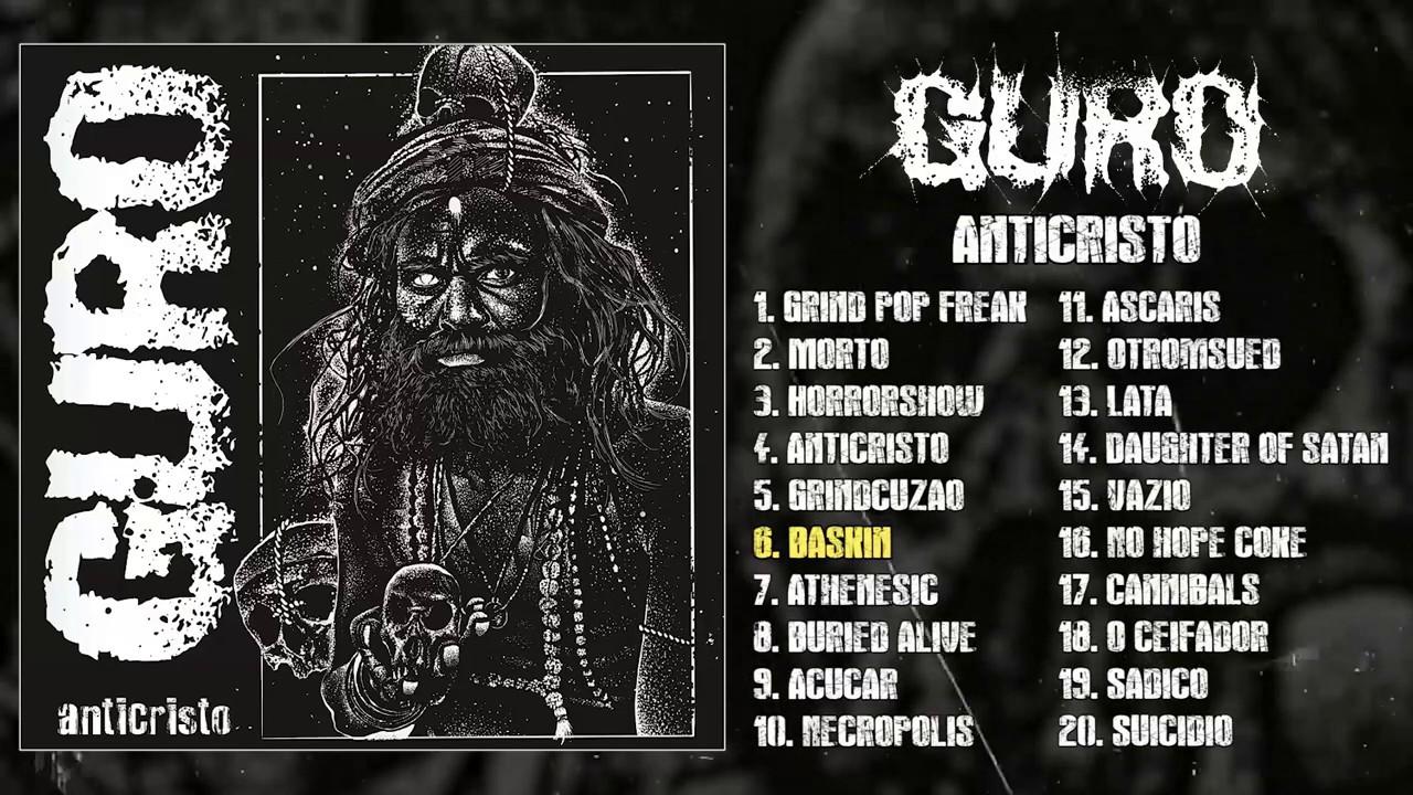 Download Guro - Anticristo FULL ALBUM (2020 - Grindcore / Deathgrind)