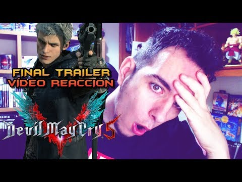 VÍDEO REACCIÓN: DEVIL MAY CRY V FINAL TRAILER GAMEPLAY:  NO DEBERÍA HABERLO VISTO!!! BRUTAL!!! thumbnail