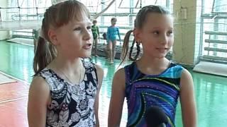 В спорткомплексе Виктория состоялись краевые соревнования по спортивной гимнастике