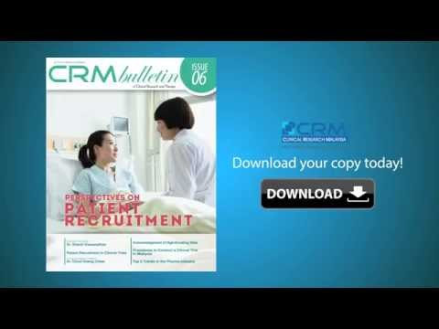 CRM Bulletin Issue 6 Promo