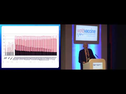 Pioneering the development of synthetic vaccines - Replikins - World Vaccine Congress Europe