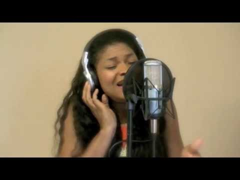 Whitney Houston - I Have Nothing Cover- Amanda Cole