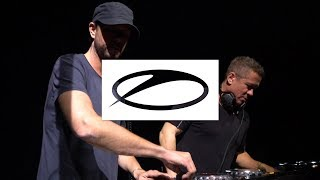Cosmic Gate live at AFAS Live - A State Of Trance 836 - ADE Special