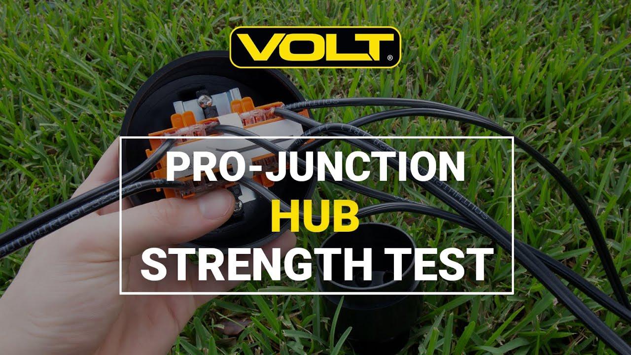 strength test volt pro junction hub