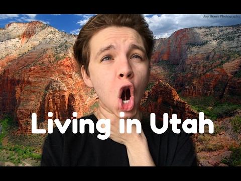Living in Utah