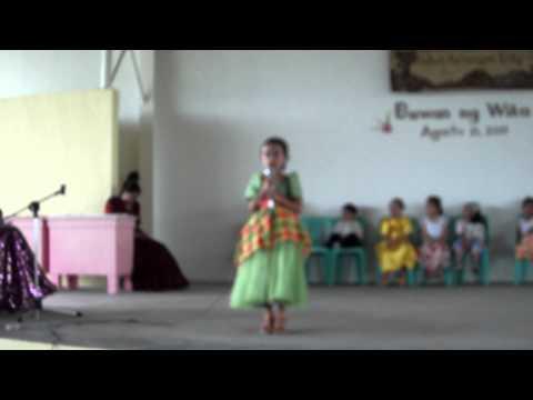 Hannah sings SANA (Mutya OST)